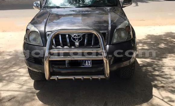 Acheter Occasion Voiture Toyota Land Cruiser Prado Gris à Dakar, Dakar