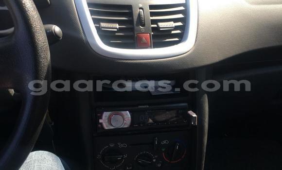 Acheter Occasion Voiture Peugeot 207 Rouge à Dakar, Dakar
