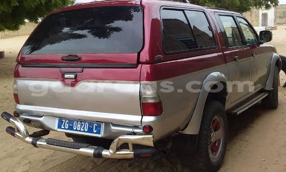 Acheter Occasion Voiture Mitsubishi L200 Rouge à Dakar, Dakar