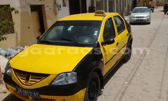 Acheter Occasion Voiture Dacia Logan Beige à Dakar, Dakar