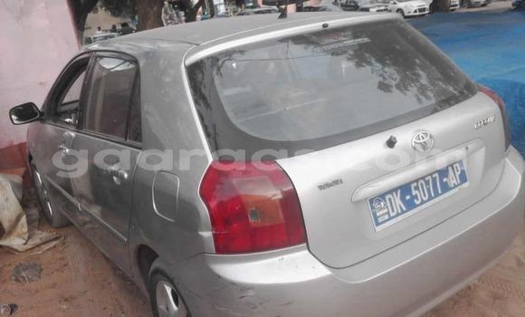 Acheter Occasion Voiture Toyota Corolla Gris à Dakar, Dakar