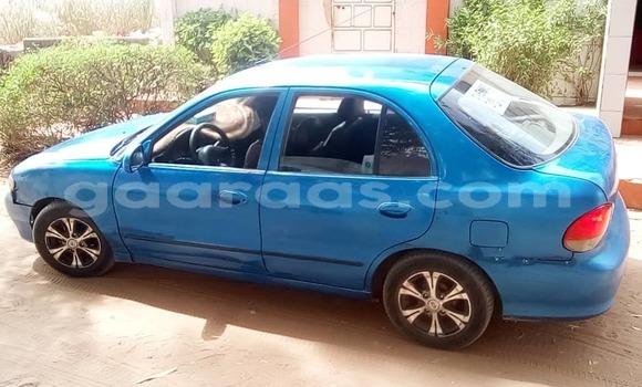 Acheter Occasion Voiture Hyundai Accent Bleu à Dakar, Dakar