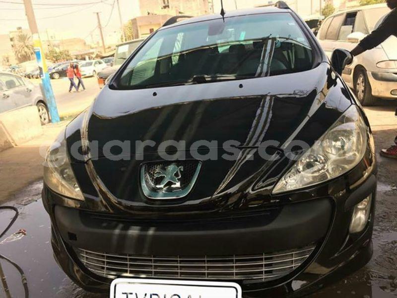 Acheter Occasion Voiture Peugeot 208 Noir A Dakar Dakar Gaaraas