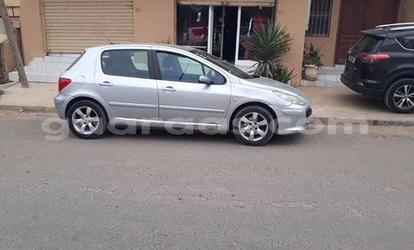 Acheter Occasion Voiture Peugeot 307 Gris à Dakar, Dakar