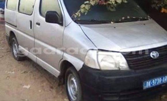 Acheter Occasion Voiture Toyota Hiace Gris à Dakar, Dakar