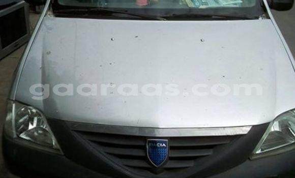 Acheter Occasion Voiture Renault Logan Gris à Dakar, Dakar