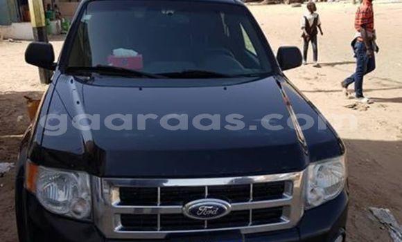Acheter Occasion Voiture Ford Escape Bleu à Dakar, Dakar