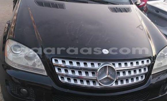 Acheter Occasion Voiture Mercedes Benz ML–Class Noir à Dakar, Dakar