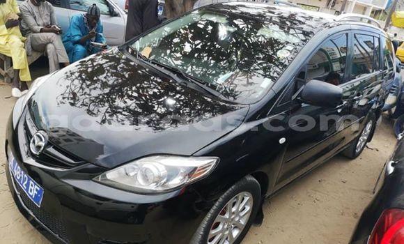 Acheter Occasion Voiture Mazda Mazda 5 Noir à Dakar, Dakar