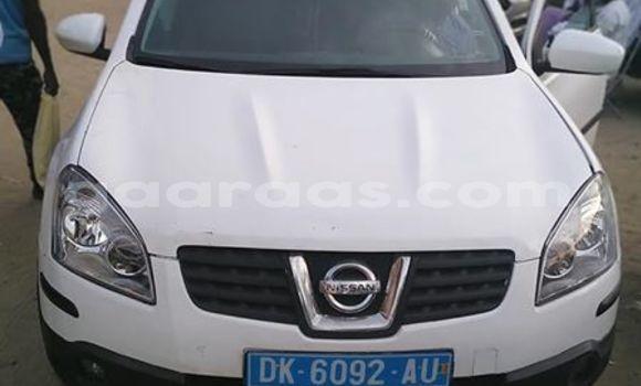 Acheter Occasion Voiture Nissan Qashqai Blanc à Dakar, Dakar