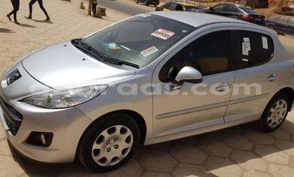 Acheter Occasion Voiture Peugeot 207 Gris à Dakar, Dakar