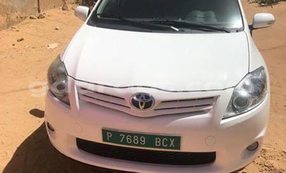 Acheter Occasion Voiture Toyota Auris Blanc à Dakar, Dakar