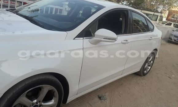 Acheter Occasion Voiture Ford Fusion Blanc à Dakar, Dakar
