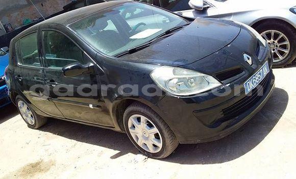 Acheter Occasion Voiture Renault Clio Noir à Dakar, Dakar