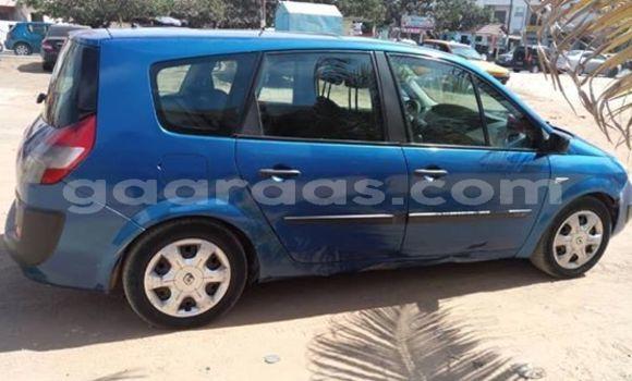 Acheter Occasion Voiture Renault Scenic Bleu à Dakar, Dakar