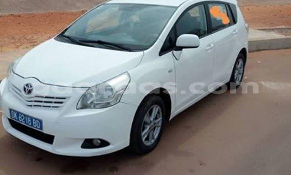 Acheter Occasion Voiture Toyota Verso Blanc à Dakar, Dakar