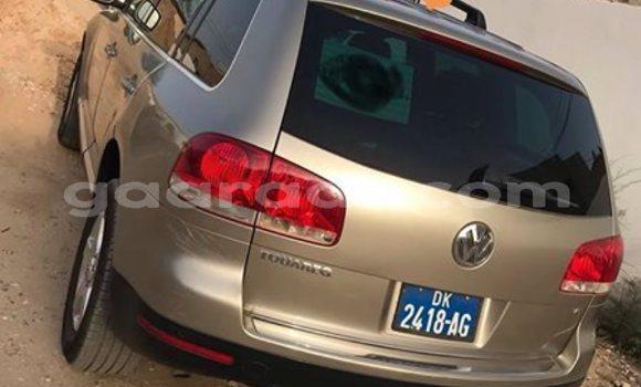 Acheter Occasion Voiture Volkswagen Touareg Gris à Dakar, Dakar