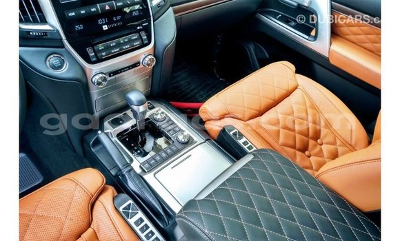 Acheter Importé Utilitaire Toyota Land Cruiser Other à Import - Dubai, Dakar