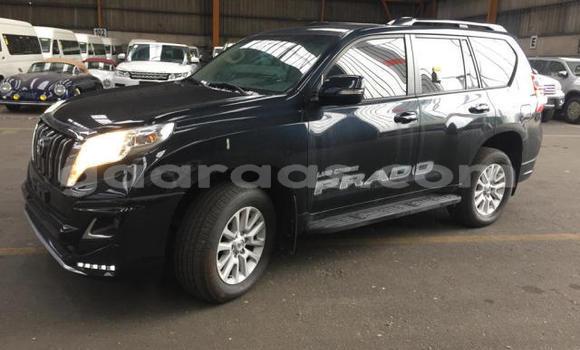 Acheter Occasion Voiture Toyota Land Cruiser Prado Blanc à Dakar, Dakar