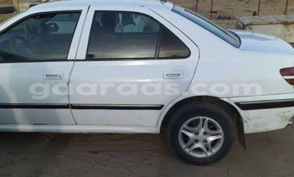 Acheter Occasion Voiture Peugeot 406 Blanc à Dakar, Dakar
