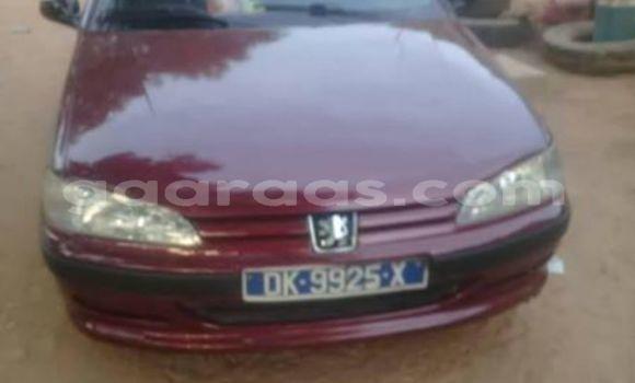 Acheter Occasion Voiture Peugeot 406 Rouge à Dakar, Dakar
