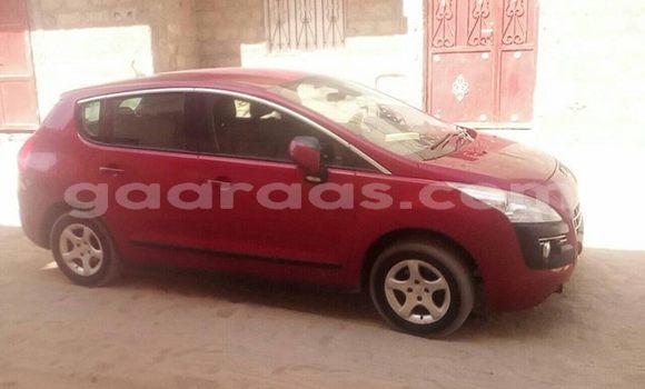 Acheter Occasion Voiture Peugeot 3008 Rouge à Dakar, Dakar