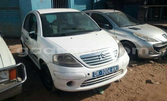 Acheter Occasion Voiture Citroen C3 Blanc à Dakar, Dakar