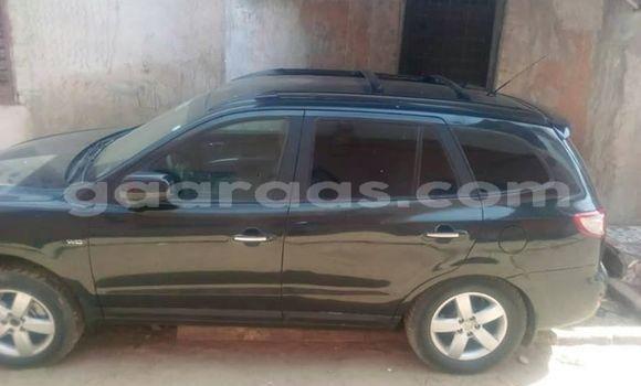 Acheter Occasion Voiture Hyundai Santa Fe Noir à Dakar, Dakar