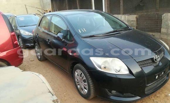Acheter Occasion Voiture Toyota Auris Noir à Dakar, Dakar