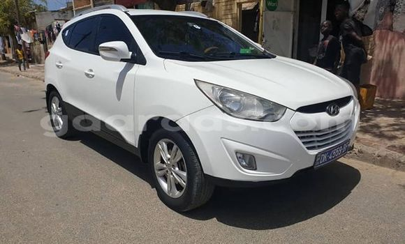Acheter Occasion Voiture Hyundai Tucson Blanc à Dakar, Dakar