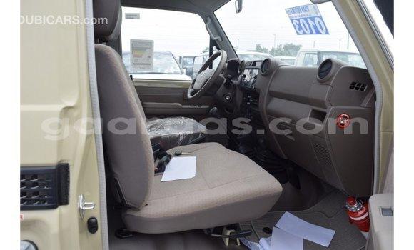Acheter Importé Utilitaire Toyota Land Cruiser Beige à Import - Dubai, Dakar