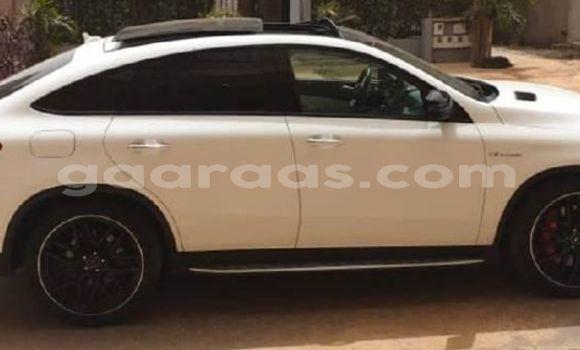 Acheter Occasion Voiture Mercedes‒Benz GLE Blanc à Dakar, Dakar