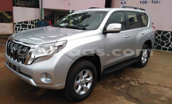 Acheter Occasion Voiture Toyota Land Cruiser Prado Noir à Dakar, Dakar