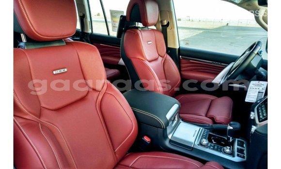 Acheter Importé Utilitaire Toyota Land Cruiser Noir à Import - Dubai, Dakar