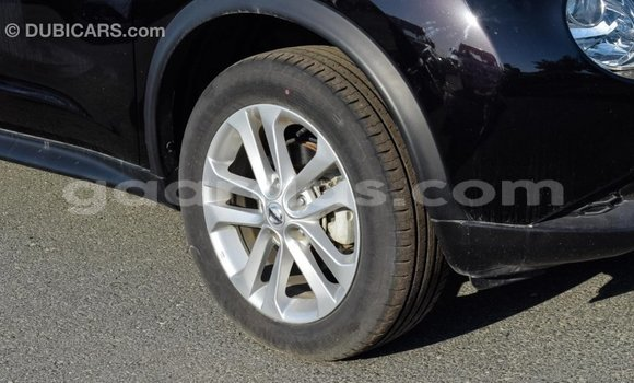 Acheter Importé Voiture Nissan Juke Noir à Import - Dubai, Dakar