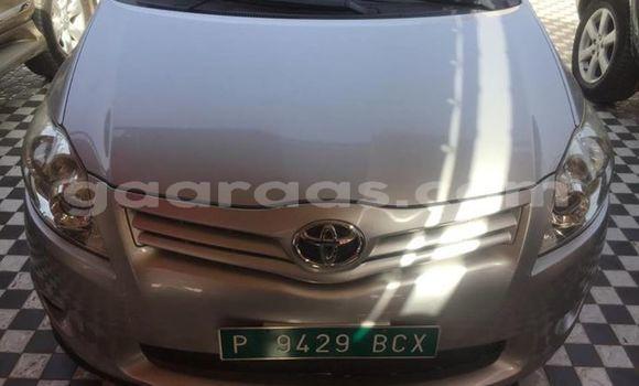 Acheter Occasion Voiture Toyota Auris Gris à Dakar, Dakar