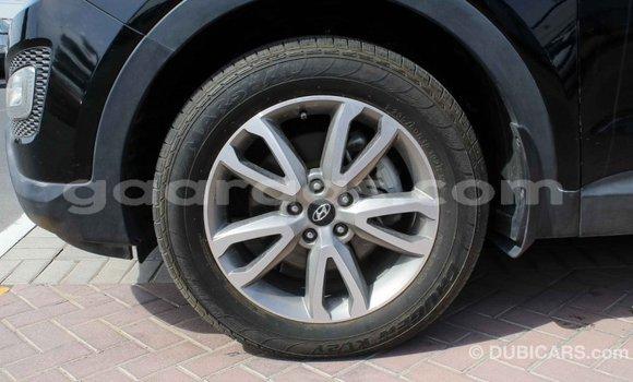 Acheter Importé Voiture Hyundai Santa Fe Noir à Import - Dubai, Dakar
