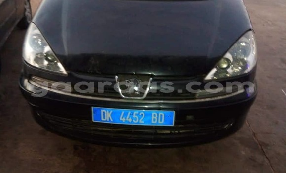 Acheter Occasion Voiture Peugeot 807 Noir à Dakar, Dakar