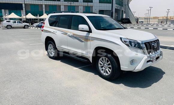 Acheter Occasion Voiture Toyota Land Cruiser Prado Vert à Dakar, Dakar