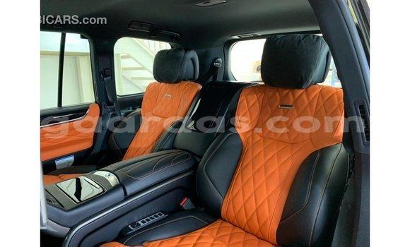 Acheter Importé Voiture Lexus LX Noir à Import - Dubai, Dakar