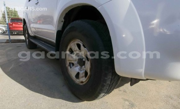 Acheter Importé Voiture Toyota Fortuner Blanc à Import - Dubai, Dakar