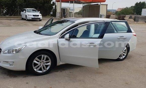 Acheter Occasion Voiture Peugeot 508 Blanc à Dakar, Dakar