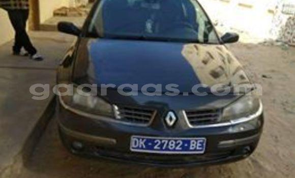 Acheter Occasion Voiture Renault Laguna Noir à Dakar, Dakar