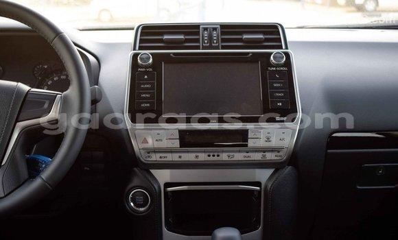 Acheter Importé Voiture Toyota Prado Noir à Import - Dubai, Dakar