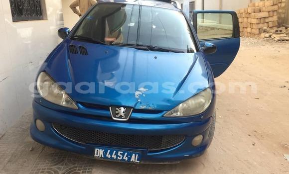 Acheter Occasion Voiture Peugeot 206 Bleu à Dakar, Dakar