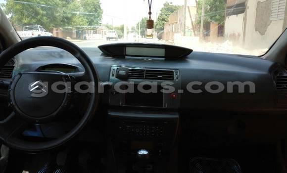 Acheter Occasion Voiture Citroen C4 Noir à Dakar, Dakar