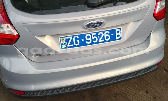 Acheter Occasion Voiture Ford Focus Gris à Mbour, Thies