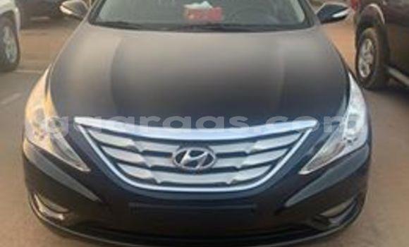 Acheter Occasion Voiture Hyundai Sonata Noir à Dakar, Dakar