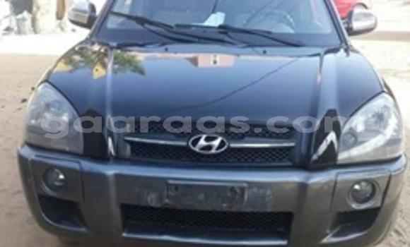 Buy Used Hyundai Tucson Black Car in Dakar in Dakar