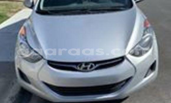Buy Used Hyundai Elantra Silver Car in Dakar in Dakar
